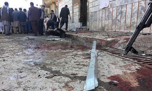 Tote bei IS-Anschlag auf Zentrum für Wahlregistrierung in Kabul