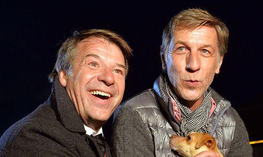 Haben geheiratet: Patrick Lindner und Peter Schäfer
