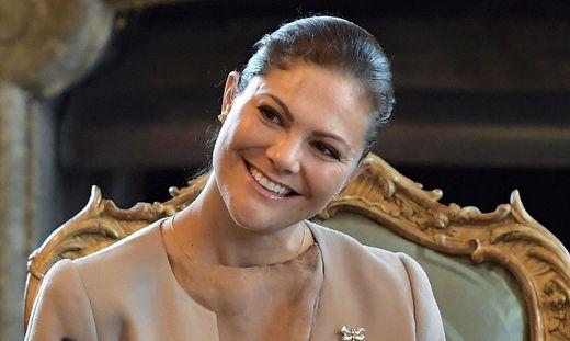 Schwedens Kronprinzessin Victoria