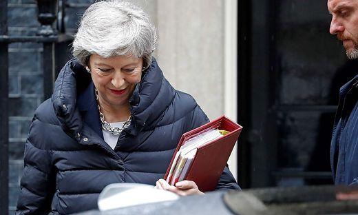 Wahlumfrage Großbritannien