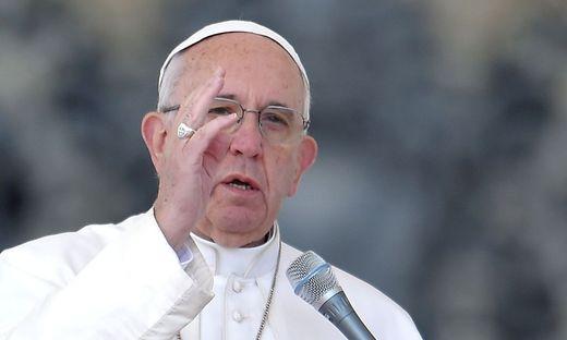 Papst Franziskus plädiert für Solidarität