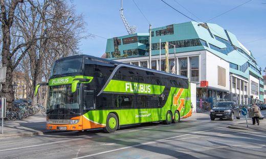 Nach wie vor nicht unterwegs: Flixbus zwischen Graz und Wien