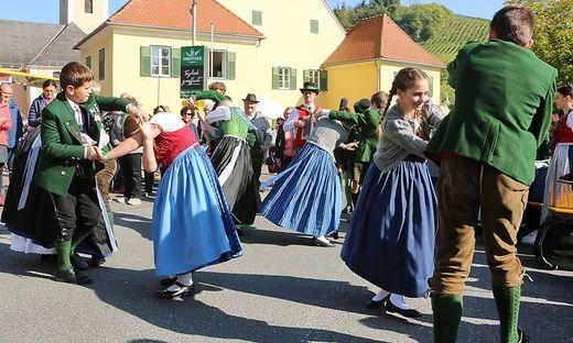 Die Steirsche Roas in Klöch