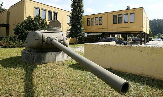 Der Kommandant hat die Goiginger Kaserne vorübergehend geschlossen