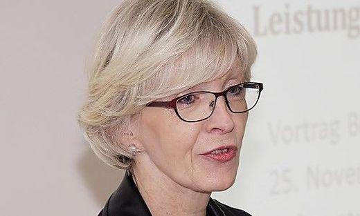 Edith Erlacher-Zeitlinger ist Deutschdidaktikerin