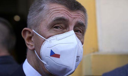 Regierungschef Andrej Babis,