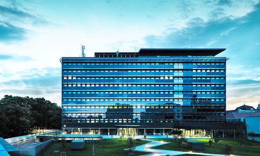Hauptquartier der Energie Steiermark