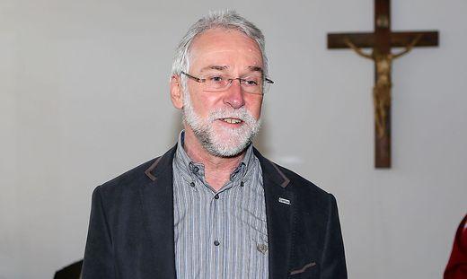 Josef Marketz  war seit Sommer im Kreis der möglichen Bischofskandidaten