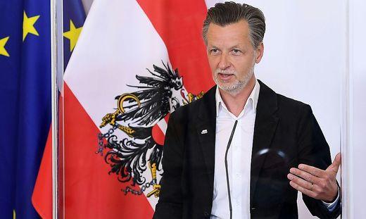 """Roman Hebenstreit: """"Selbst EU-Kommissionspräsidentin Ursula von der Leyen ist in Quarantäne."""""""