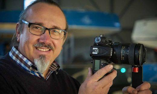 Thomas Stornig ermöglicht virtuelle Rundgänge