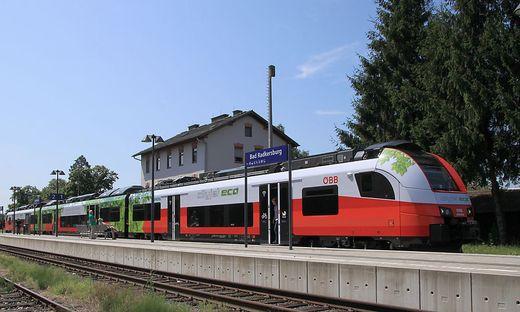Die ÖBB sucht Alternativen für nicht-elektrifizierte Strecken