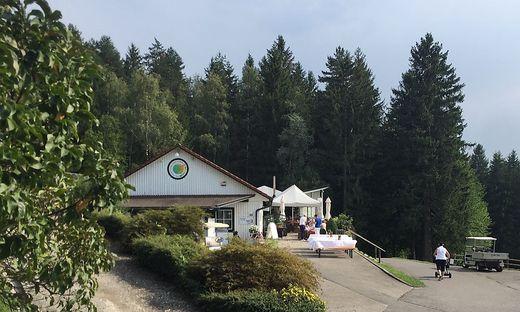 Clubhaus der Golfanlage Millstatt