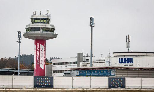 Der Flughafen Klagenfurt könnte zukünftig eine wichtige Route verlieren.