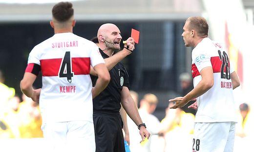 VfB Stuttgart v Holstein Kiel - Second Bundesliga