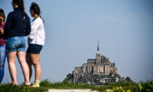 Touristenattraktion Mont Saint-Michel nach Drohungen evakuiert