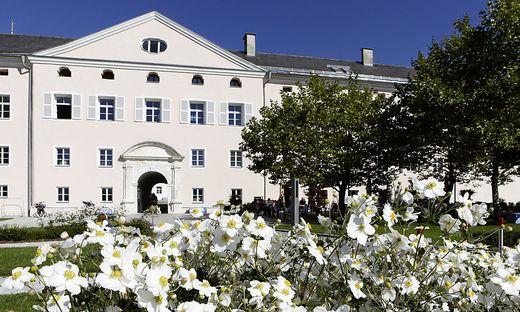 Das ehrwürdige Stift Ossiach ist die Heimat der Musikakademie