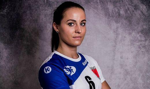 Ferlach/Feldkirchen-Kapitänin Anna Kavalar