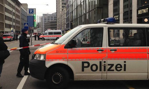 Grosseinsatz nach Bombendrohung in Bern
