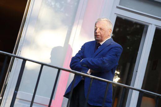 Ex-SPÖ-Bundeskanzler Franz Vranitzky