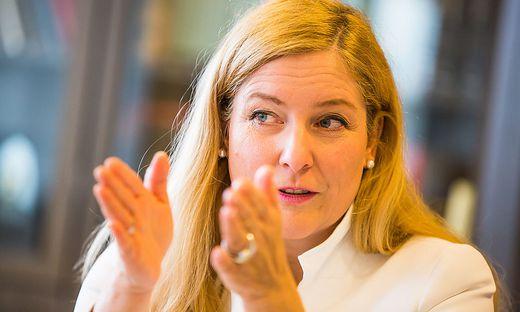 """""""Die Busse müssen genutzt werden, sonst sind sie nicht rentabel"""", betont Sabrina Schütz-Oberländer"""