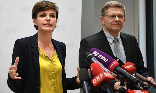 Pamela Rendi-Wagner: Die Art der Kündigungen empört die SPÖ-Mitarbeiter APA