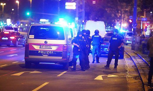 Der Anschlag in Wien