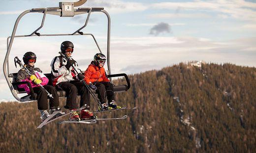 Das Skifahren auf der Hebalm ist - mit Ausnahme der Kluglifte - wohl Geschichte