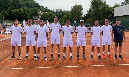 Bundesliga-Mannschaft Tennis, ATV Irdning