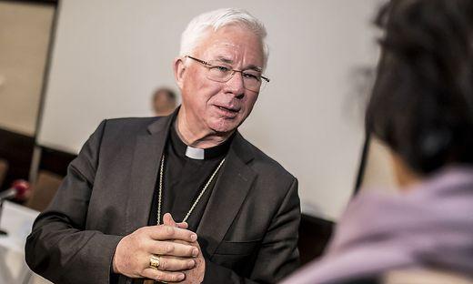 Visitator Lackner will mit den Kärntnern um Gottes Hilfe bitten und beten