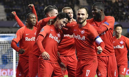 SOCCER - UEFA Champions League, Genk vs RBS, preview