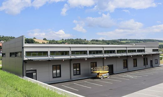 Neues Post-Verteilerzentrum in Pinggau eroeffnet
