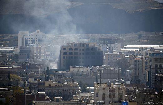 Jemen-Krieg: Huthi-Rebellen beschiessen angeblich Atomkraftwerk in Abu Dhabi