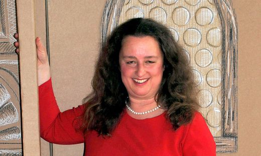 Pädagogin, Musikerin und Pfarrerin: Barbara Lazar