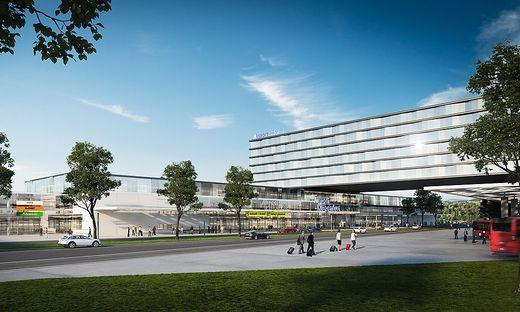So könnte der neue Airport aussehen