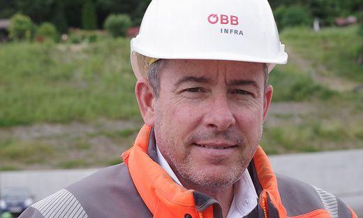 Gerhard Gobiet arbeitet seit 1. Jänner 2007, also seit fast 15 Jahren, am Semmering-Basistunnel