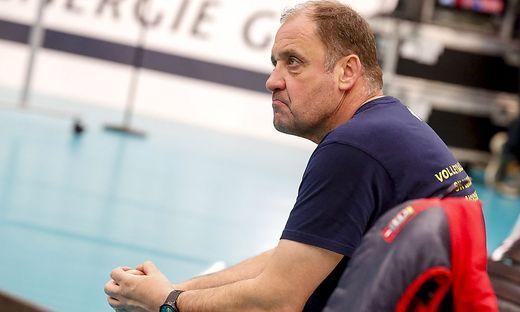 VOLLEYBALL / DENIZBANK VOLLEY LEAGUE / FINALE / BEST OF 7 / 4. SPIEL: UVC HOLDING GRAZ - SK ZADRUGA AICH/DOB