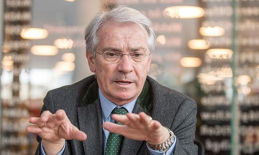 Post-Generaldirektor Georg Pölzl