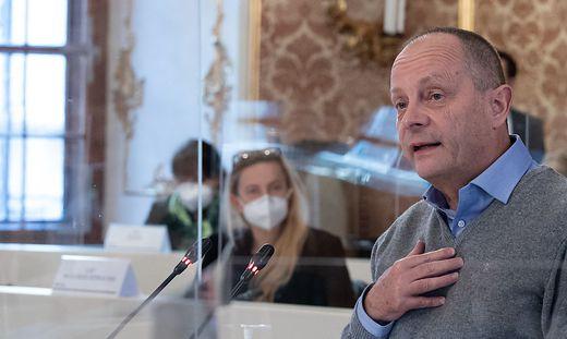 """Landtagsabgeordneter Werner Murgg (KPÖ): """"Man kann mir vorwerfen, dass es dumm war, dem Staatsfernsehen ein Interview zu geben."""""""
