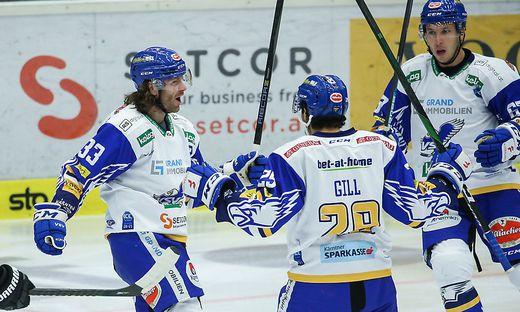 ICE HOCKEY - ICEHL, VSV vs Dornbirn
