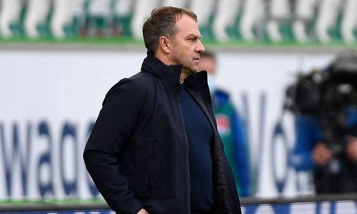 Football: Bundesliga - day 29: VfL Wolfsburg v Bayern Munich