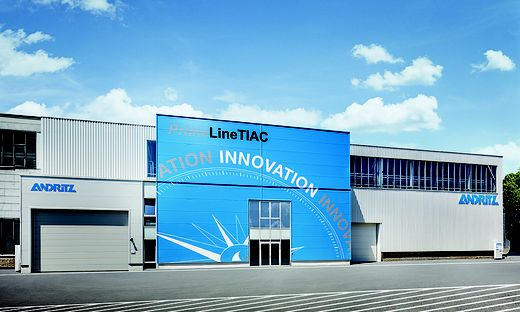 "Andritz AG eröffnet ""Tiac"" (Tissue Innovation and Application Center)"