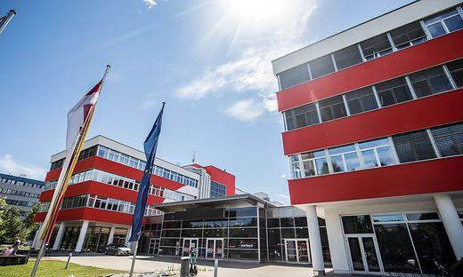 Am FH Campus in Villach war Kick-off für das neue Studium