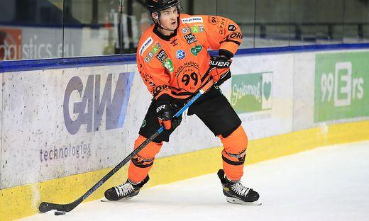 Parker MacKay traf gegen die Capitals aus Bratislava doppelt