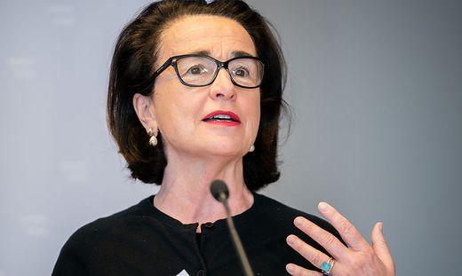 Christiane Druml, Chefin der im Kanzleramt angesiedelten Bioethik-Kommission