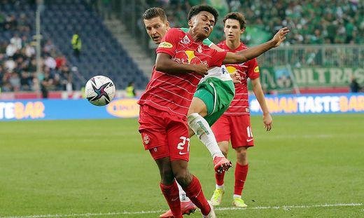 FUSSBALL ADMIRAL-BUNDESLIGA / GRUNDDURCHGANG: RED BULL SALZBURG - SK RAPID WIEN