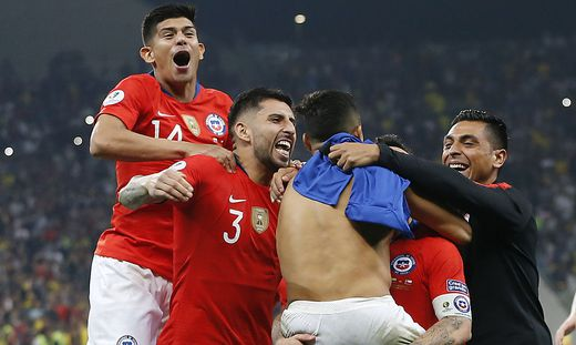 Chile, Copa America