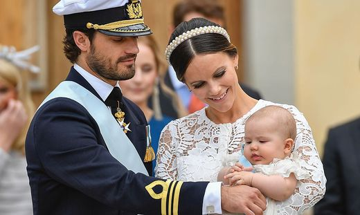 SWEDEN-ROYAL-CHRISTENING