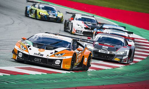 Competitors; ADAC GT Masters Spielberg Red-Bull-Ring