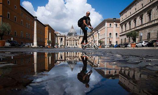 In Italiens Abwässern schon seit Dezember nachweisbar