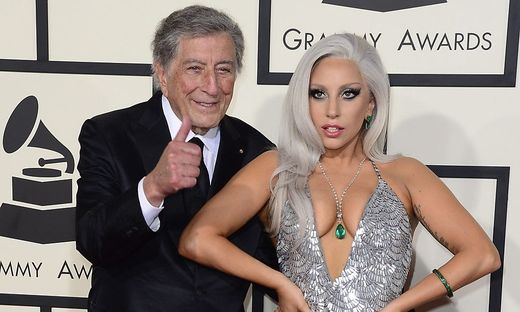 Tony Bennett und Lady Gaga